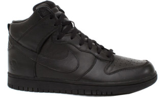 Nike Dunk High by ?uestlove – Black Colorway