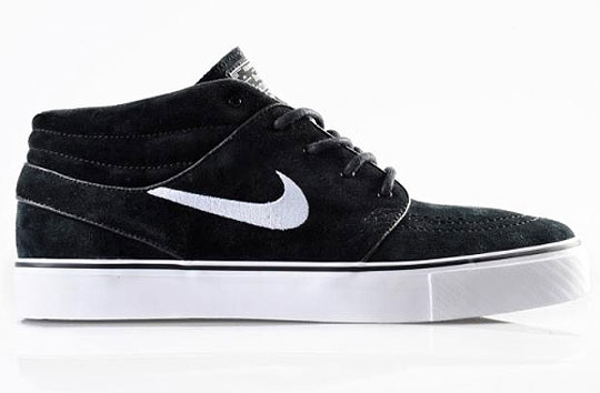 6e85bf95886a on sale Nike SB Stefan Janoski Mid A Detailed Look Highsnobiety ...
