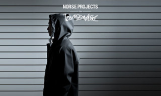 Norse Projects for Andres Trentemoller Capsule Collection