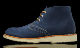 Red Wing Chukka Boots – New Spring 2011 Colorways
