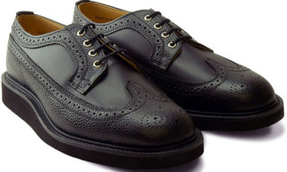 S/Double Longwing Brogue