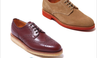 Silas x Sanders Spring 2011 Shoes