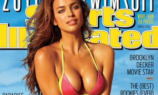 Sports Illustrated Swimsuit 2011 Issue Cover – Irina Shayk