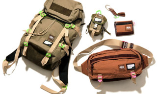 Stussy Deluxe x master-piece Bag Collection