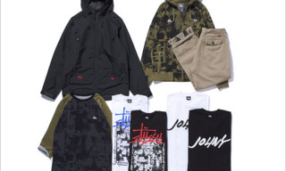 "Stussy x Futura Laboratories ""Johny"" Series Spring 2011"