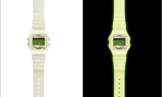 "Timex 80 Classic ""White Ghost"" GID Watch"