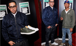 "Puma x Undefeated ""Game Time: The Next Chapter Of Clyde"" Feat. N.E.R.D. – Event Recap"