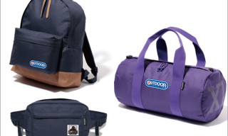 XLarge x Outdoor Products Luggage Collection
