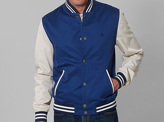 Brooks Brothers Baseball Jacket | Highsnobiety