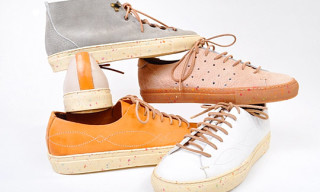 Buttero Natural Sneakers Spring/Summer 2011