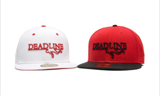 Hall Of Fame x Deadline New Era Caps