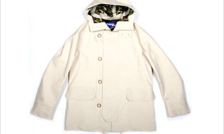 Junya Watanabe MAN x Mackintosh Jacket