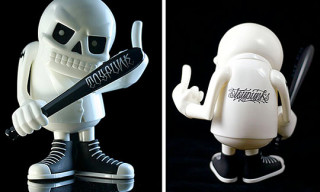 Mike Giant x Toypunks Figure by Reckless Toys
