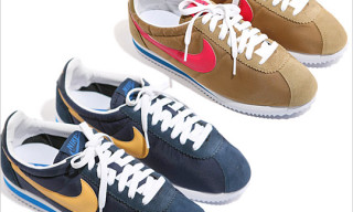 Nike Cortez Classic Nylon Spring 2011