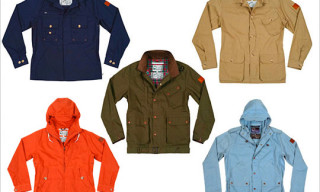Penfield's New Jackets for Spring/Summer 2011