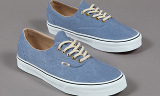 Vans California Era NS Canvas Blue