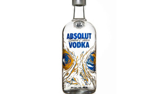 Ron English x Absolut Vodka Limited Edition Bottle