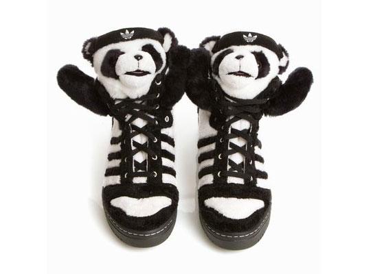 adidas jeremy scott panda bear shoes