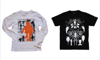 """agnès b. New Howard St. """"Galerie Boutique"""" T-Shirt Collection"""