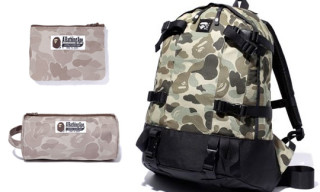 Bape ABC Camo Luggage Series
