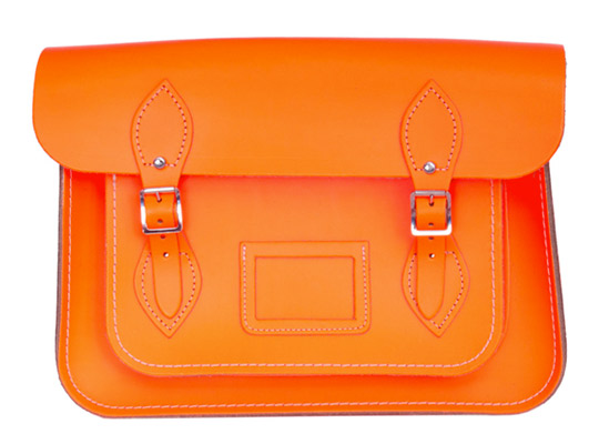 Cambridge Satchel Company Fluo Bag Series for Dover Street Market ...