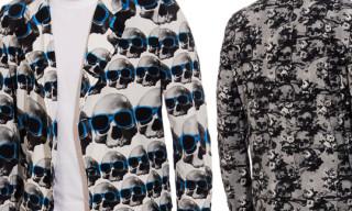 """Comme des Garcons Homme Plus """"Skull"""" Blazers"""