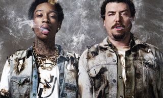 Complex Magazine April/May 2011 Cover – Wiz Khalifa & Danny McBride