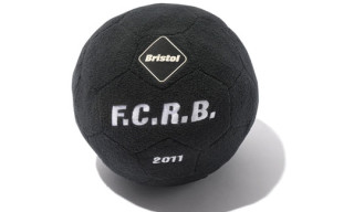 F.C.R.B. Soccer Ball Cushion