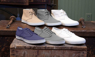 Freemans Sporting Club x PF Flyers Sneaker Collection