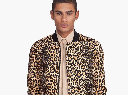 Givenchy Leopard Bomber Jacket | Highsnobiety