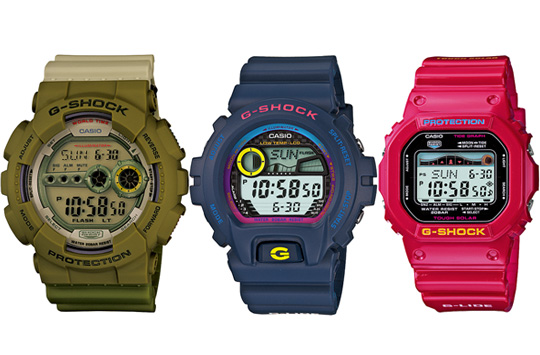 G Shock Japan April 2011 Watches Highsnobiety