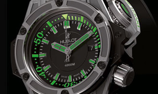 Hublot King Power Diver 4000m Titanium
