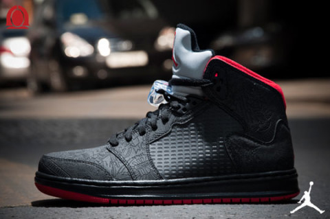 Jordan Shoes Laser Black Prime
