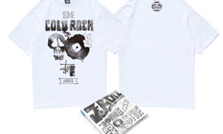 "J. Rocc x Stussy ""Some Cold Roc Stuf"" T-Shirt"