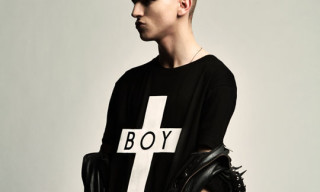 LONG x Boy London Capsule T-Shirt Collection