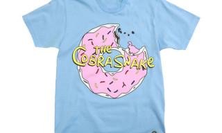 "Marc Jacobs x The Cobra Snake ""Donuts"" T-Shirt"