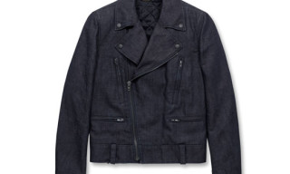 Maison Martin Margiela Denim Riders Jacket