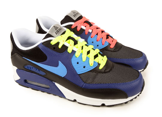 Air Max 90 Black Blue