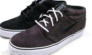 Nike SB Stefan Janoski Mid Available