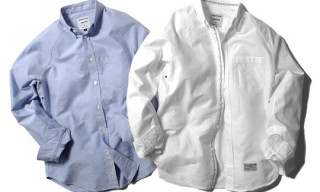 Reigning Champ for Haven Raglan Cut Button Down Shirts