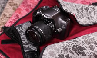 SBTG x Canon Camera Wraps & Straps
