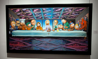 South Park 15th Anniversary Art Exhibition curated by Ron English