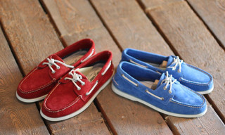 Sperry Top-Sider Authentic Original 2-Eye Boat Shoe – Colors Pack