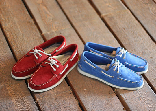 Sperry Top-Sider Authentic Original 2-Eye Boat Shoe - Colors Pack ...