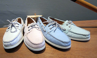 Sperry Top-Sider Canvas Boat Shoe Pastel Pack