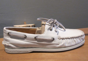 sperry top sider canvas boat shoe pastel pack highsnobiety