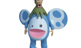 "Mike Leavitt ""Takashi Murakami"" Toy Sculpture"