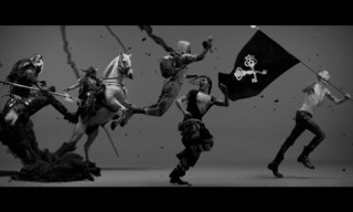 Music Video: Woodkid – Iron