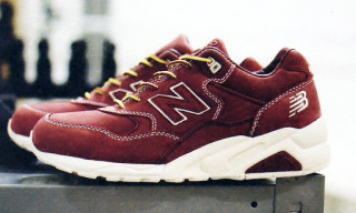 ANDSUNS x HECTIC x mita sneakers New Balance MT580