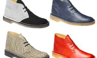 Clarks Originals Desert Boot Fall 2011